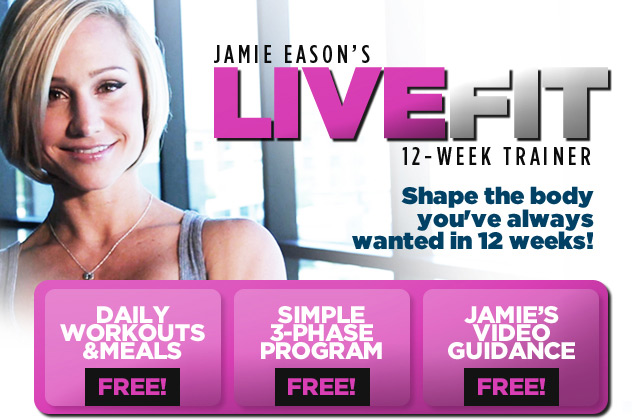Jamie Eason's Live Fit Trainer