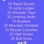 500 Workout