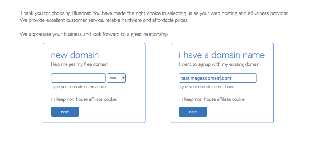 how to start a website hosting 2