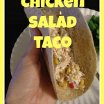 Chicken Salad Taco Recipe