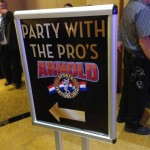 Arnold Classic 2013 Party With The Pros