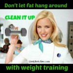 The Orbit Girl Talks Weight Training