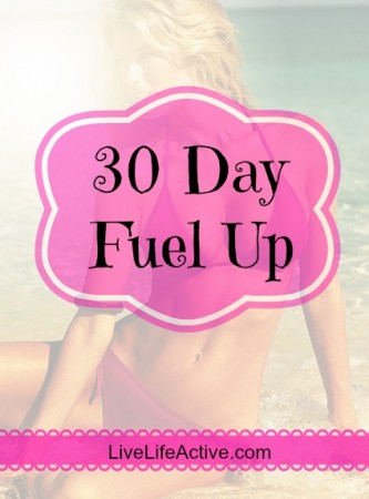 30 day fuel up