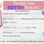 The Kick Your BUTTon Leg Workout