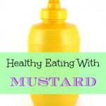 Clean Eating With Mustard
