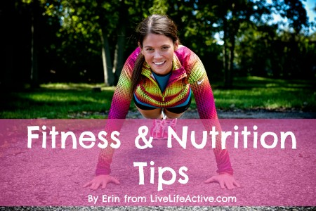 Fit Tips By Erin