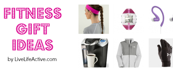 Fitness Gift Ideas For Your Fit Friends & Family