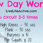 Snow Day Workout