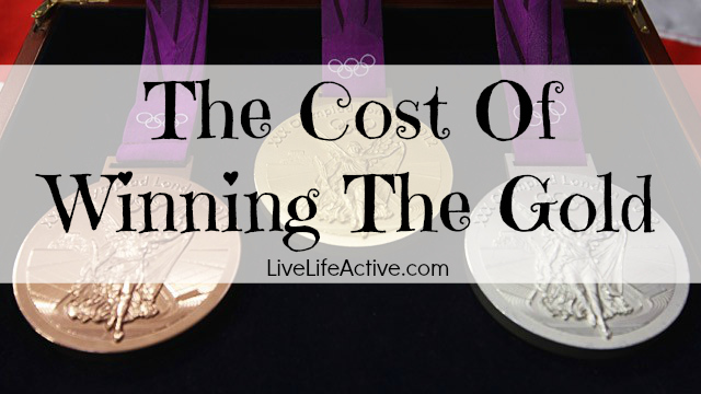 The Cost Of Winning The Gold