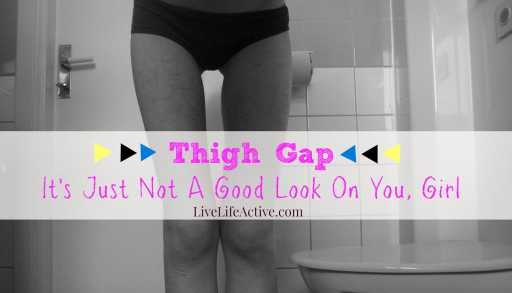 Thigh Gap Hashtag Blocked On Instagram