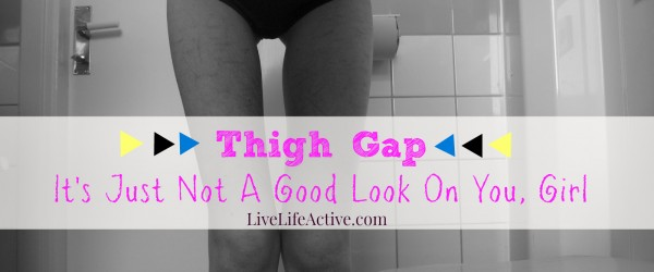 Thigh Gap Blocked As A Hashtag On Instagram