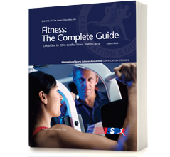 ISSA CFT Certified Personal Trainer Online Course Book
