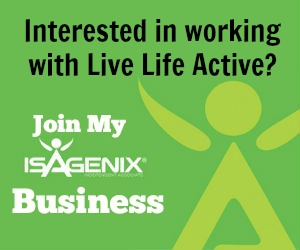 Join My Isagenix Team