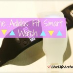 The Adidas Fit Smart Watch