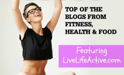 Top Fitness Blogs featuring LiveLifeActive.com