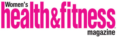 Womens Health & Fitness Logo
