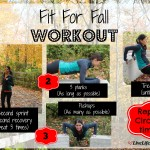Fit For Fall Workout