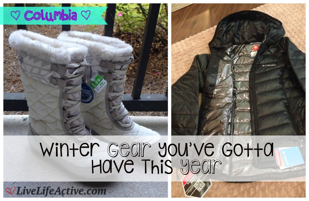 Columbia Winter Gear