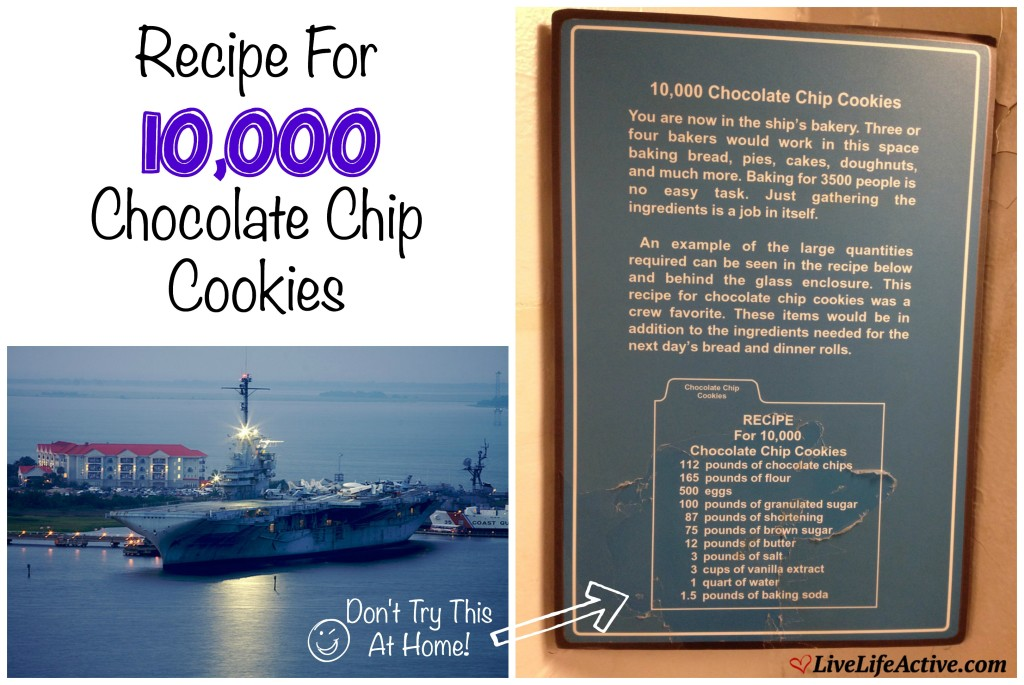 Recipe For 10,000 Cookies