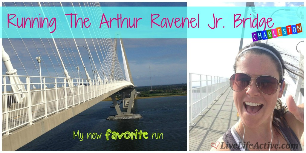 Running The Ravenel Bridge