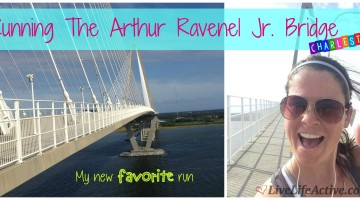 Running The Ravenel Bridge
