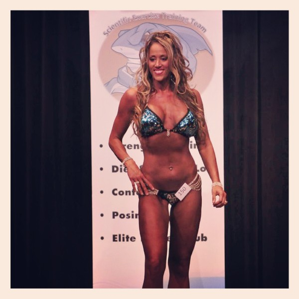 IIFYM After pic bikini competition