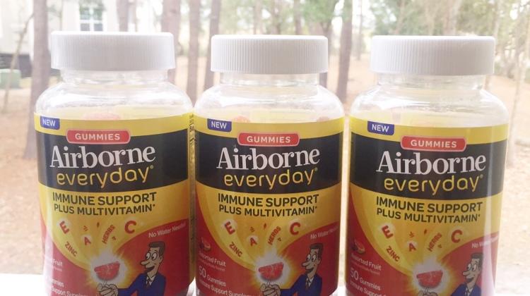 Airborne everday