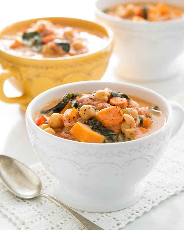10 Spice Vegetable Soup