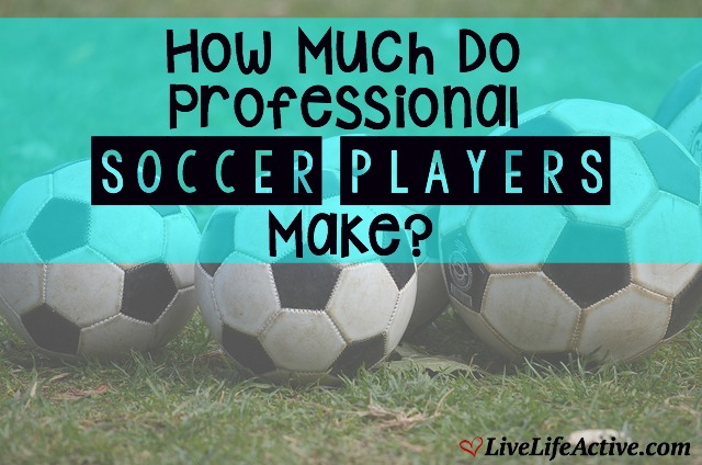 how much do professional soccer players make