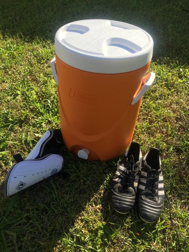 Brita Jug for soccer - water cooler