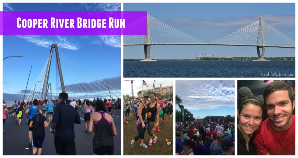 Cooper River Bridge Run Review