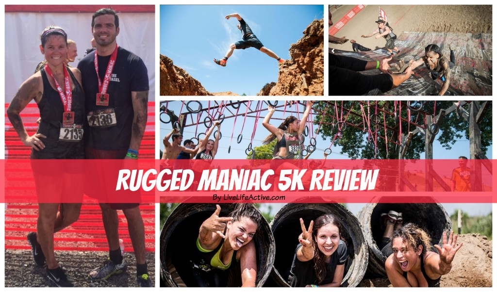 Rugged Maniac 5k Review