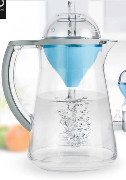 EverDrop Water Filter and Pitcher