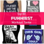 50 Funny Workout Tanks