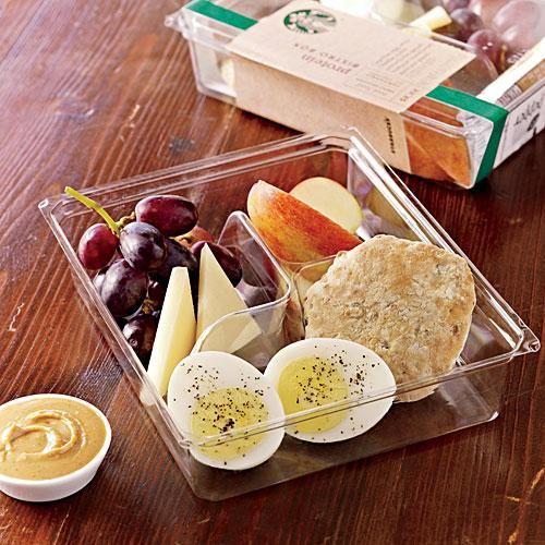 Starbucks protein bistro box - Make Your Own DIY