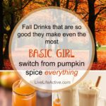 Best Fall Drinks & Cocktails