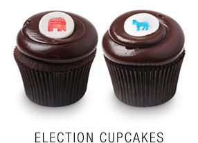election cupcakes