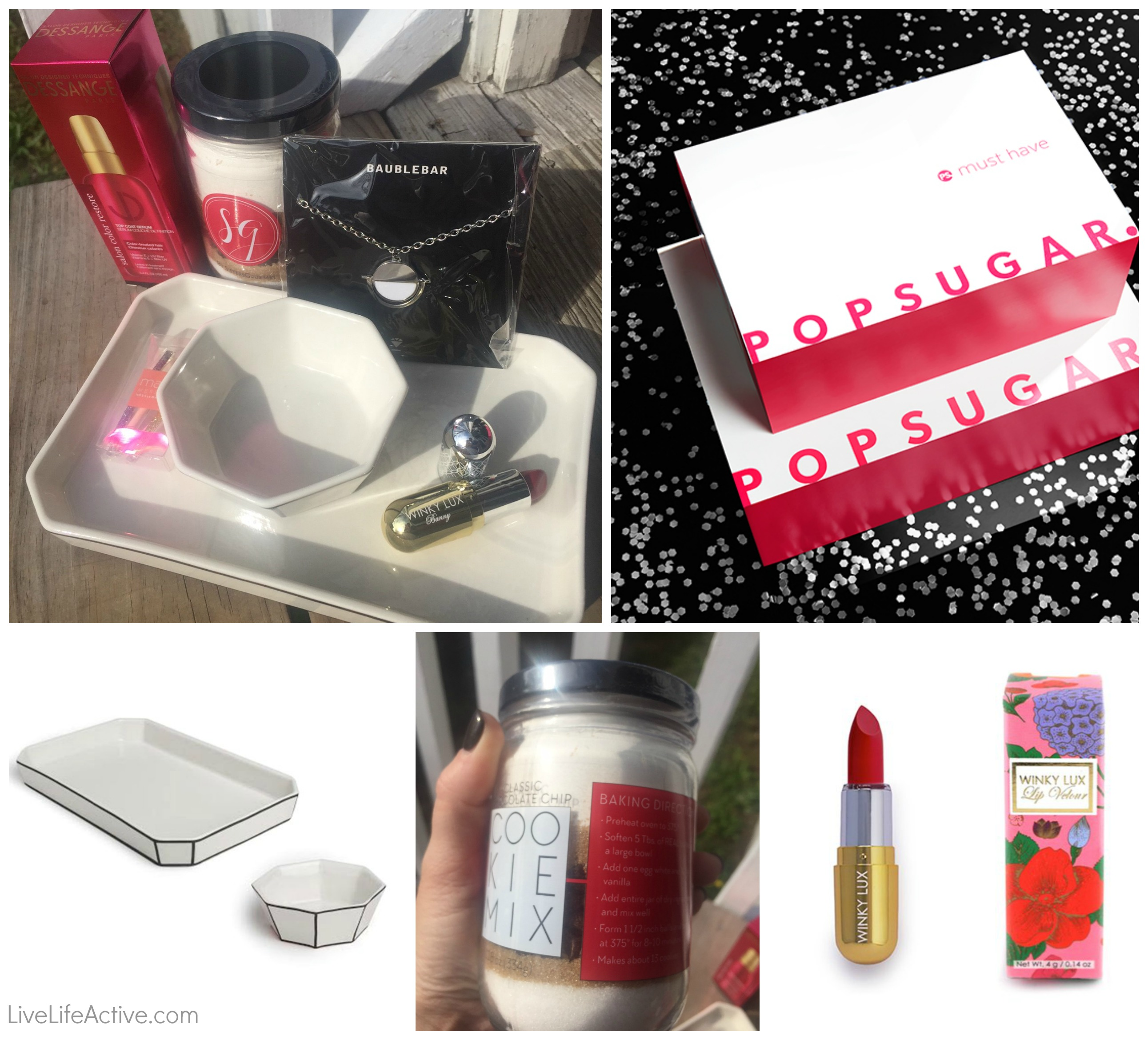 POPSUGAR December Must Have Box