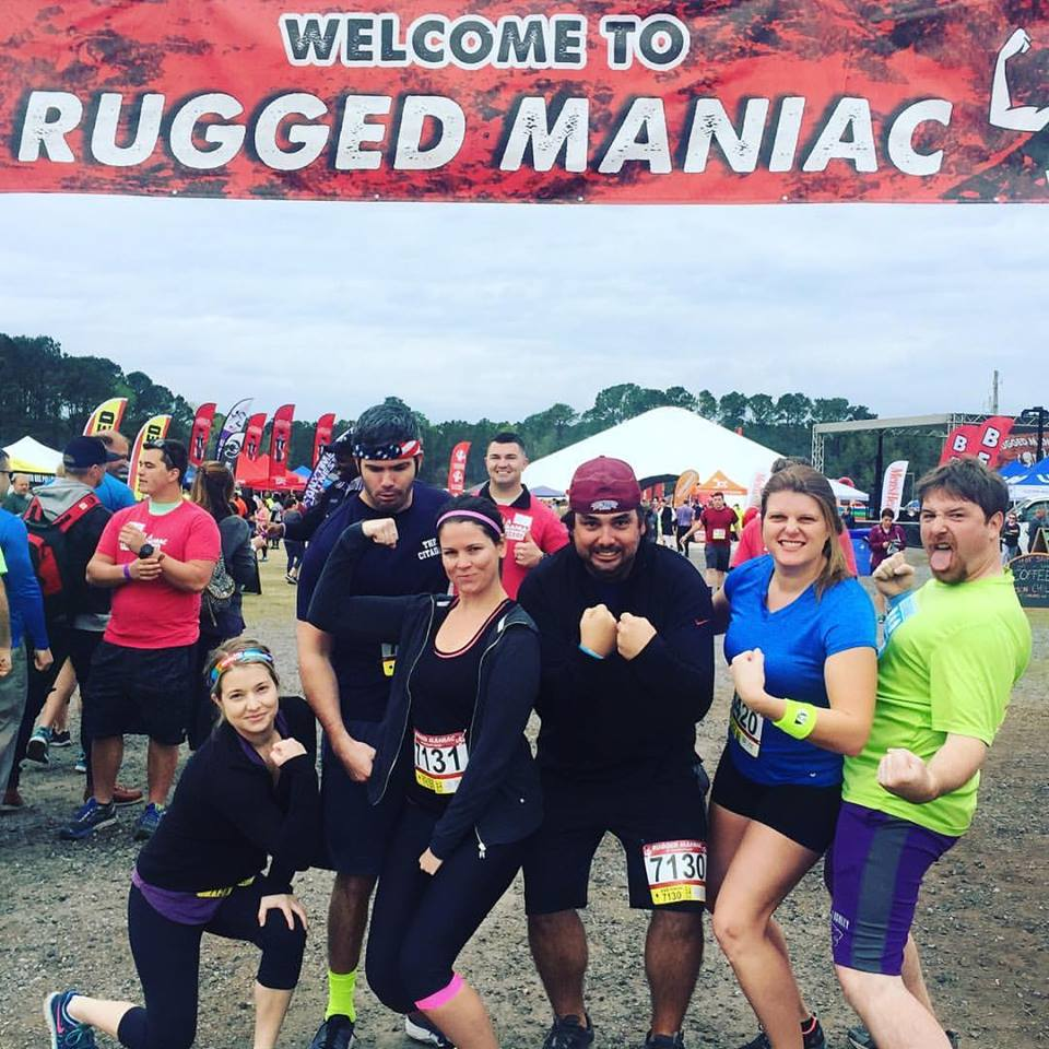 Rugged Maniac Flex Group Pic