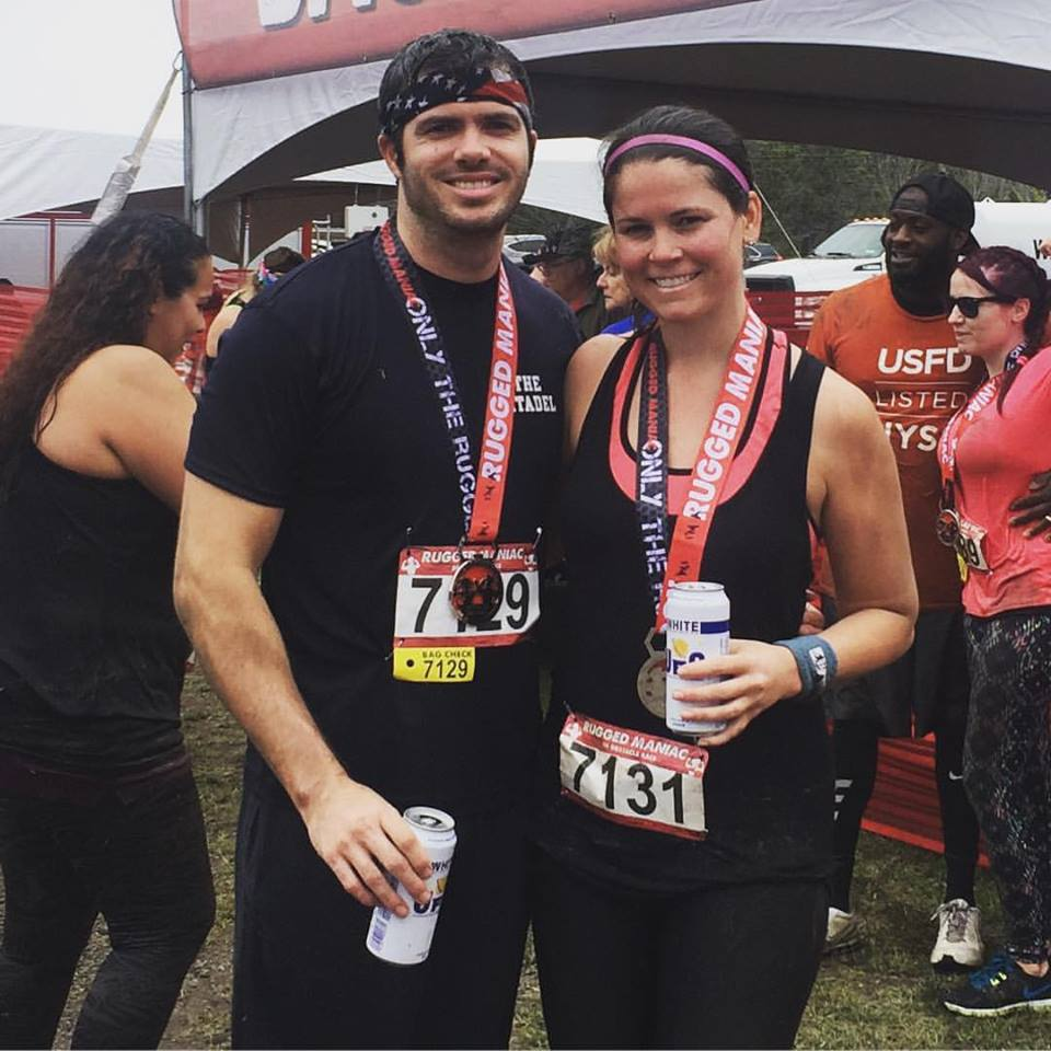 Rugged Maniac Post Beer