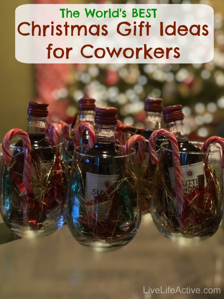 DIY Christmas Gifts - Cheap and Easy Gift Idea For Coworkers or ...